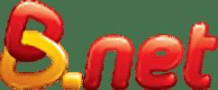 Red Bnet logo
