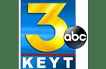 KEYT 3 ABC Logo